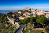 Fototapety Montalcino. Panoramic view.