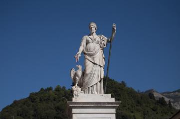 beatrice d'este Carrara statua marmo