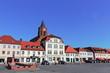 Beeskow Marktplatz
