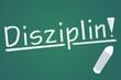 Disziplin  #120912-003
