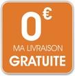 bouton 0€ ma livraison gratuite