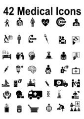 42 Medzin Icons