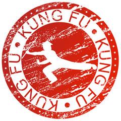 Carimbo - Kung Fu