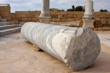 The Columns of Caesarea