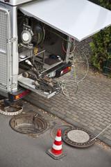 Abwasseranlagen prüfen