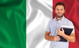 Fototapety Italian language