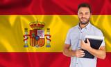 Fototapety Spanish language