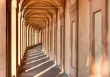 Fototapety Portico di San Luca, Bologna