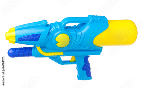 Water spray gun for playing and watering to each other