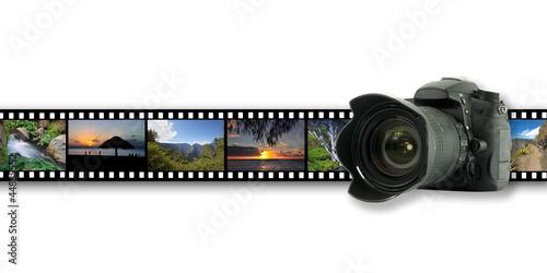 Appareil photo et pellicule