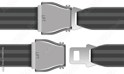 Seat belt - 44887366
