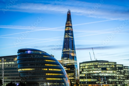 canvas print picture Modern Architecture in London