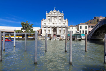 Church of Santa Lucia and Jeremy, Venice