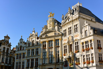 Grand Place Bruxelles - Belgique