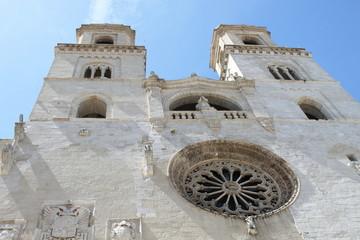 Frontale cattedrale di Altamura
