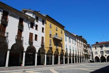 Cathedral square, Novara