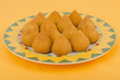 Coxinha - Brazilian deep fried snack filled with chicken