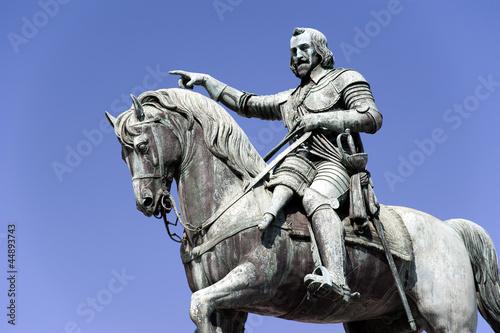 Reiterdenkmal Maximilian von Bayern in München