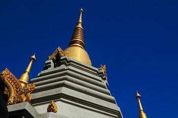 Pagoda Wat Pariwat - Yannawa, Bangkok