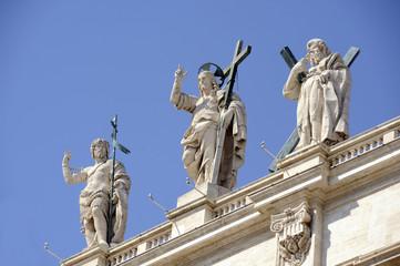 détail basilique saint Pierre