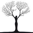 albero donna