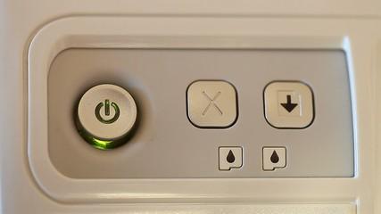 Switching printer