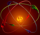 cold fusion nuclear reactions poster