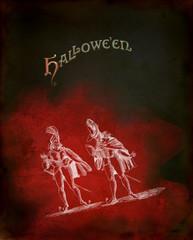 Halloween Party Design template