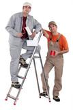 Pair of decorators