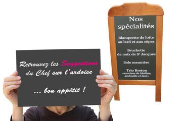 Cuisine Bretonne - Spécialités de la Mer