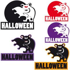 Halloween, il pipistrello