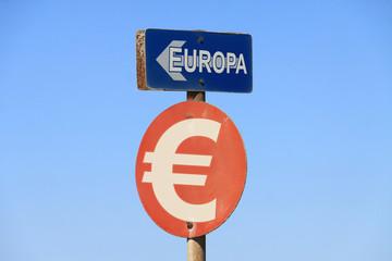 Euro und Europa