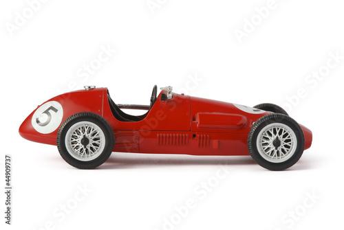 Toy Racing Car - 44909737