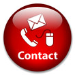 """CONTACT"" Web Button (hotline call us customer service details)"