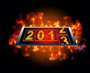 Año nuevo 2013.