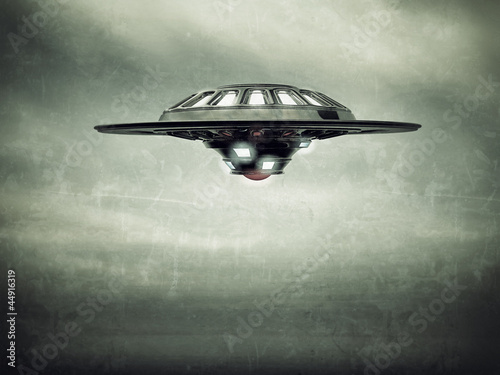Fototapeta ufo