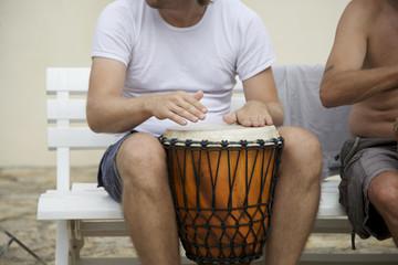 Trommelspieler