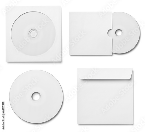 dvd disk digital computer business envelope  template