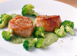 Veal filet with Broccoli