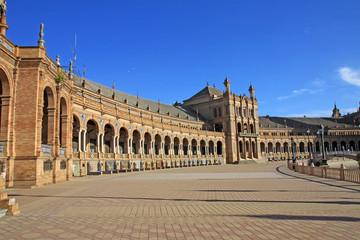 Plaza de Espana - Sevilla - Espana