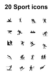 20 Sport Icons