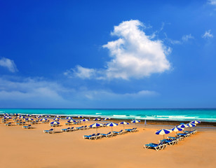 Adeje Beach Playa Las Americas in Tenerife
