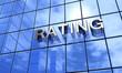 Blaue Fassade - Rating