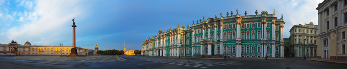 Panorama of  Palace Square