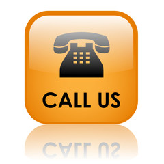 CALL US Web Button (hotline phone contact customer service now)
