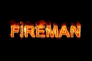 Fireman (Text serie)