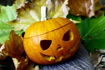 Kürbis, Halloween