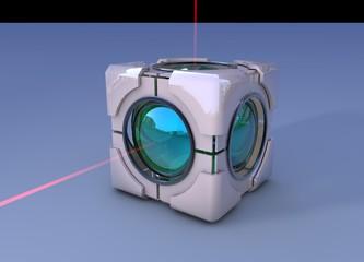 Amazing cube
