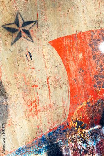 Fototapeten,graffiti,wand,abbild,colour