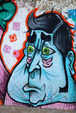 Fototapete Graffiti - Grunge - Graffiti